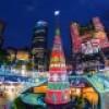Hexogon Solution ilumina Nuevo Taipéi con un espectacular mapping de proyección