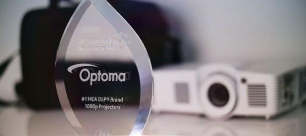 Dos nuevos premios de prestigio otorgados a Optoma por Texas Instruments