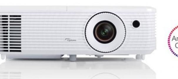 Optoma lanza sus nuevos proyectores Home Cinema HD27 y HD142x