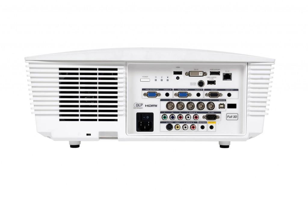 EH505 Conexiones