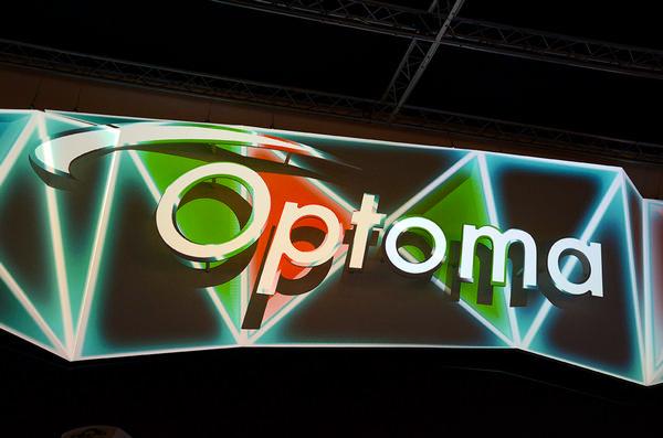 ISE 2015 Optoma